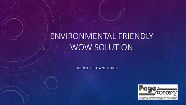 Page Concepts, Oklahoma City, OK - Environmentally Friendly