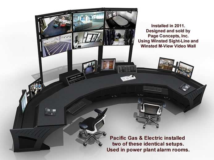 Command Center Furniture Design command center  page concepts, oklahoma city, ok